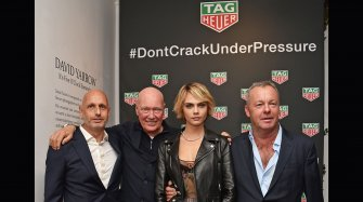 """Don't Crack Under Pressure"" auction Arts and culture"