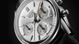 Carrera 160 Years Silver Limited Edition  Trends and style