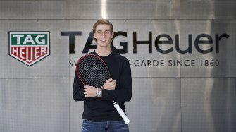 Denis Shapovalov becomes Friend of the Brand Sport