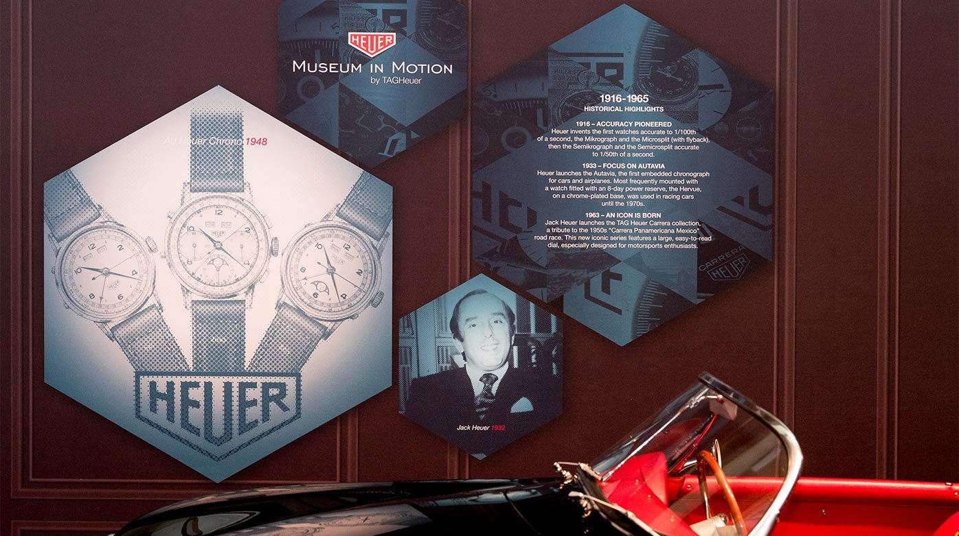 TAG Heuer - Museum in Motion