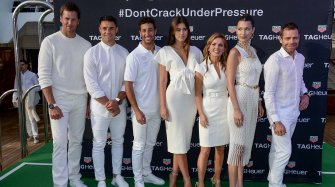 "Monaco Grand Prix : ""White party"" and victory of Daniel Ricciardo"