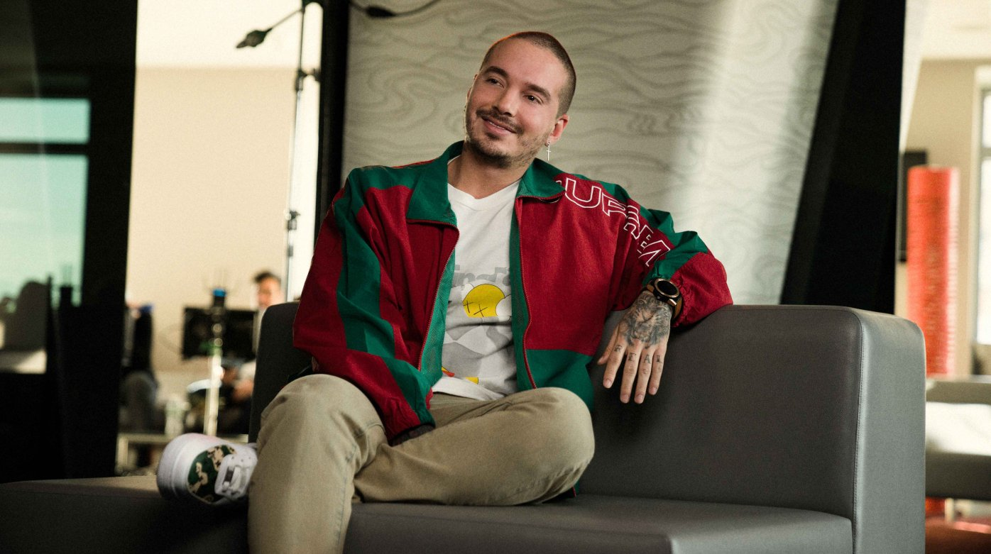 TAG Heuer - TAG Heuer and Vice profile the influential J Balvin