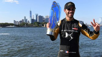 Jean-Eric Vergne tells all to Patrick Dempsey  People and interviews