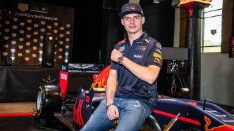 Formula 1 Max Verstappen Special Edition 2018 Trends and style