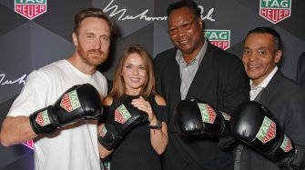 An evening to honour Muhammad Ali  Sport