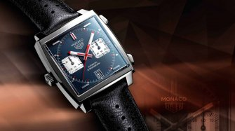 50 years of the TAG Heuer Monaco
