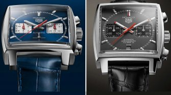 Monaco Heuer 02 and Monaco Calibre 12 Final Edition Trends and style