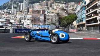 Sponsor of the Grand Prix de Monaco Historique Trends and style