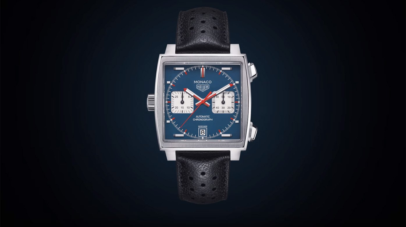 TAG Heuer - 50 years of the Monaco