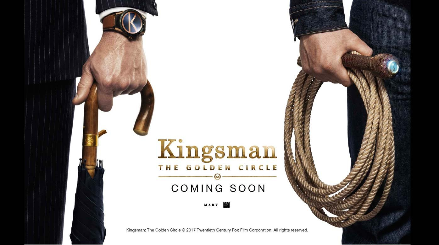 TAG Heuer - Kingsman: The Golden Circle