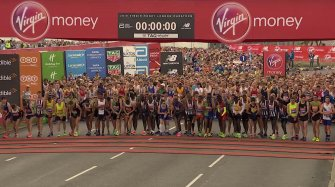 Virgin Money London Marathon 2019 Sport