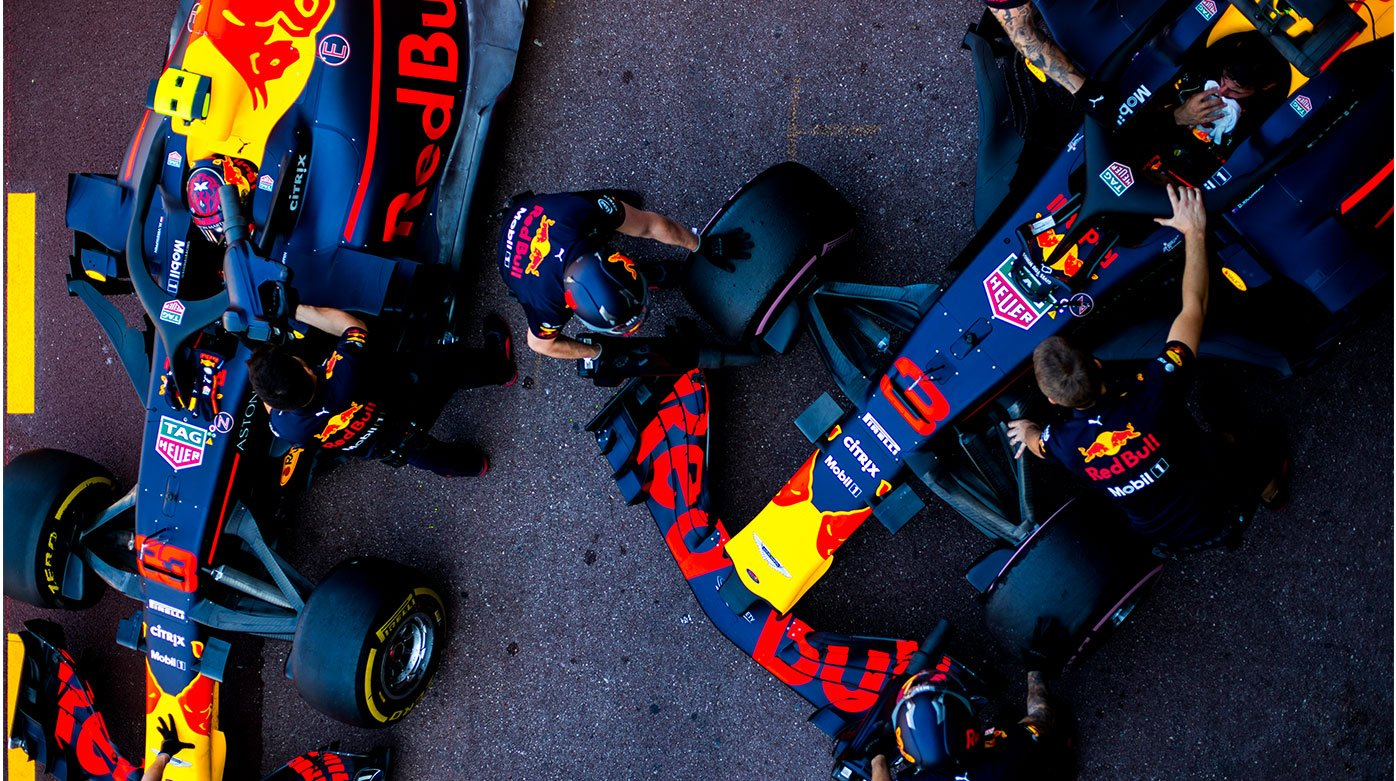 TAG Heuer - Aston Martin Red Bull Racing Formula 1