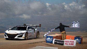 Broadmoor Pikes Peak International Hill Climb