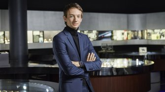 Interview of Frédéric Arnault, CEO of the Brand People and interviews