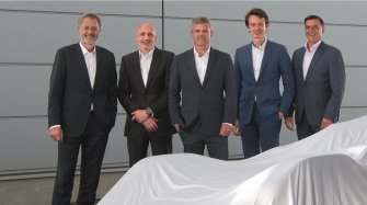 Title and Timing Partner of the Porsche Formula E Team  Sport