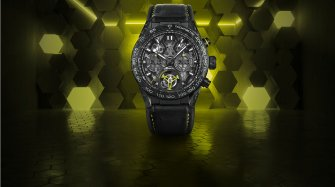 Carrera Calibre Heuer 02T Tourbillon Nanograph Innovation and technology