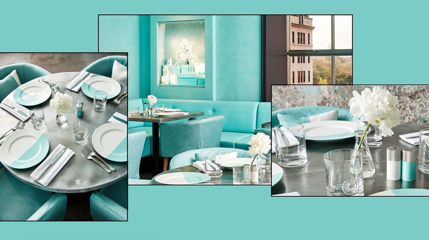 Tiffany & Co. - Breakfast at Tiffany's – Maybe even lunch