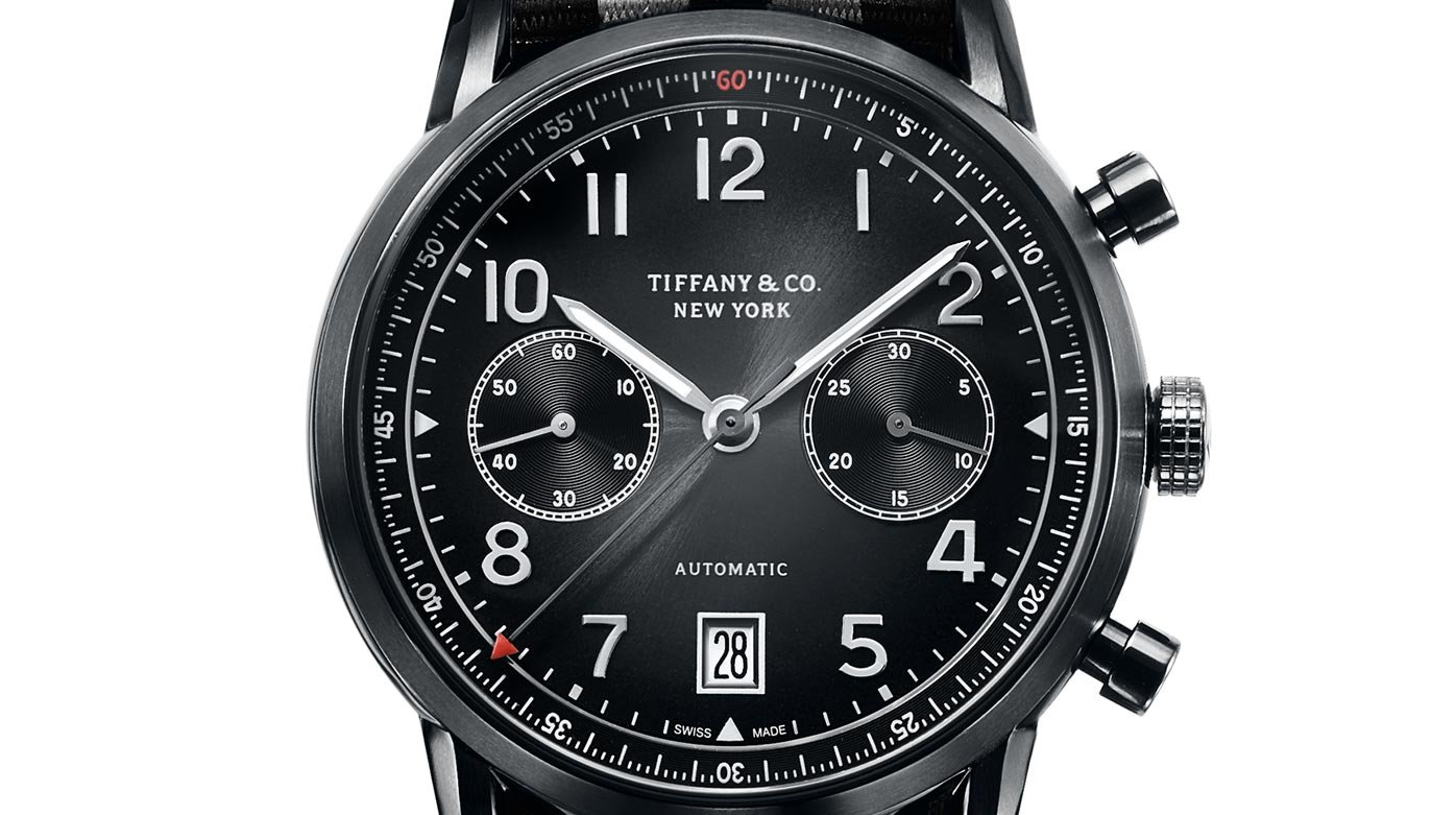 Tiffany & Co. - CT60 models in black