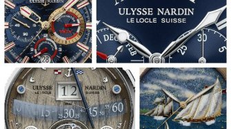 Introducing the 2016 Ulysse Nardin watch collection