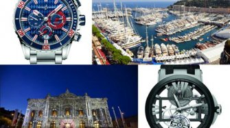 Diver Chronograph Monaco Trends and style