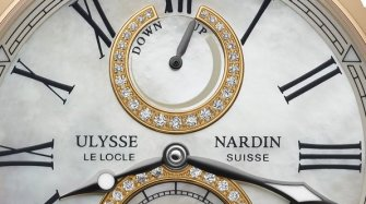Lady Marine Chronometer