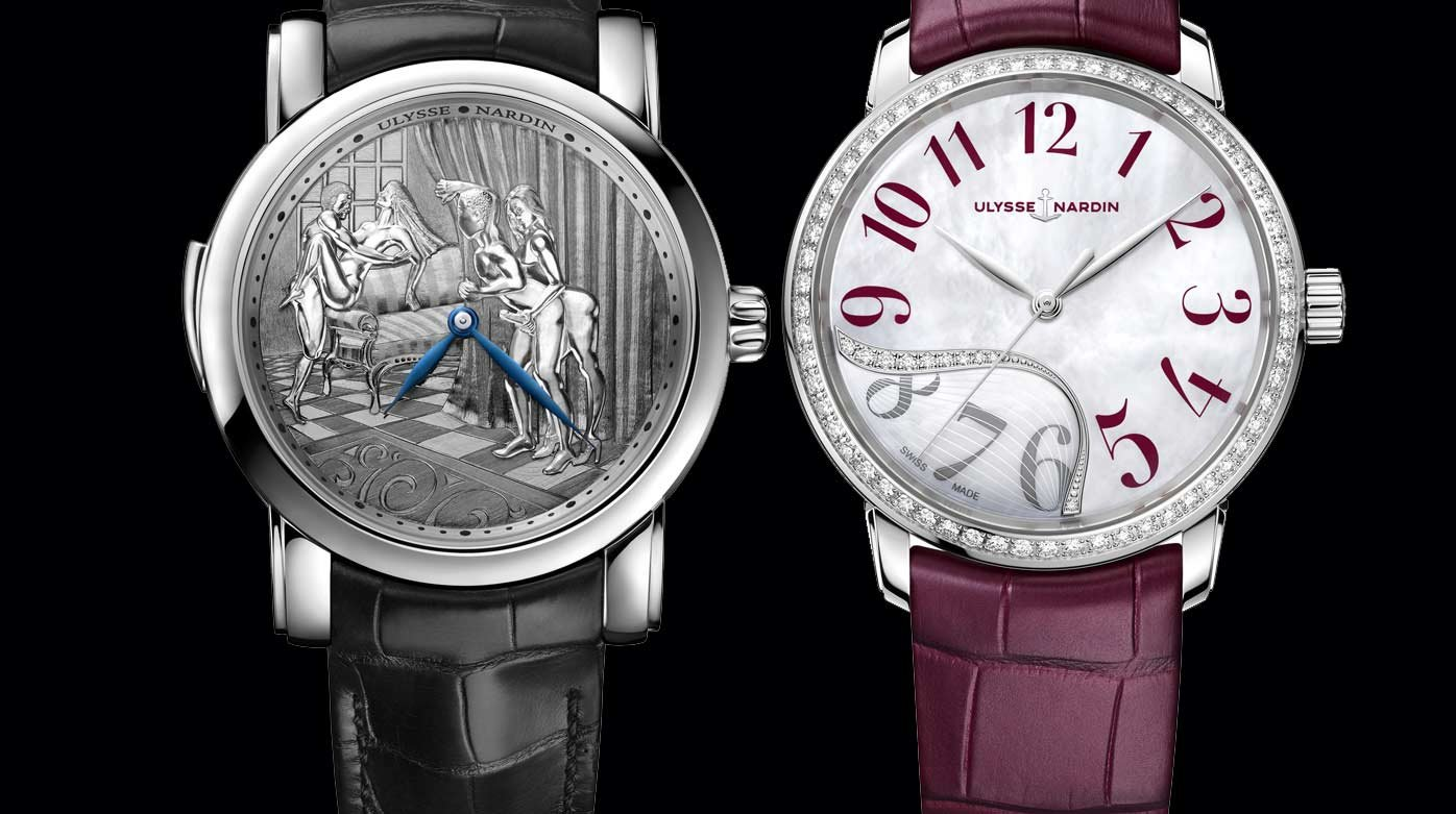 Ulysse Nardin - The two extremes of classic