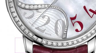 Limited-edition Classico Jade Watches