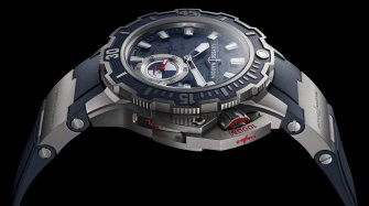 Ulysse Nardin Diver Deep Dive LE Hammer Head Shark Edition Trends and style