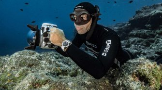 Diver Chronometer  Trends and style