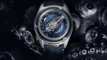 The Freak - Ulysse Nardin's latest incarnation nominated at the GPHG