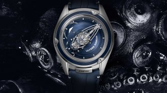 The Freak - Ulysse Nardin's latest incarnation nominated at the GPHG Innovation and technology