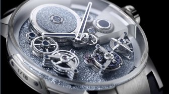 Was Ulysse Nardin Crazy To Unveil Straw Marquetry and Osmium Dials? Trends and style