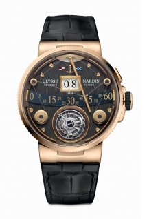 Marine Grand Deck Tourbillon