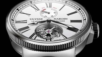 Marine Tourbillon Grand Feu