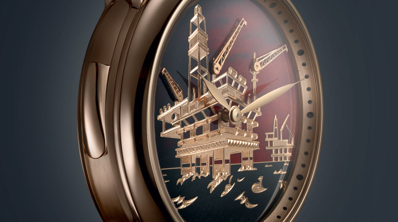 Ulysse Nardin - North Sea Minute Repeater