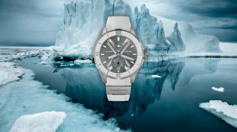 Diver X Antartica Trends and style