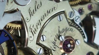 Maintaining the family tradition : the life and watches of Jules Frederik Jürgensen Brands