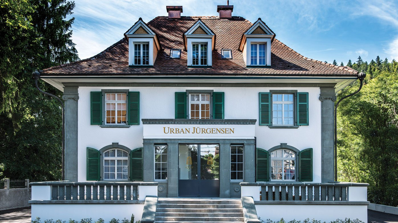 Urban Jürgensen - A new headquarters for the historic brand