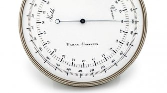 Urban Jürgensen's timekeepers and instruments Auctions and vintage