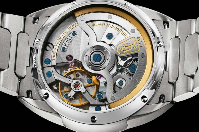 Proprietary engine: the P5 movement in the Jürgensen ONE
