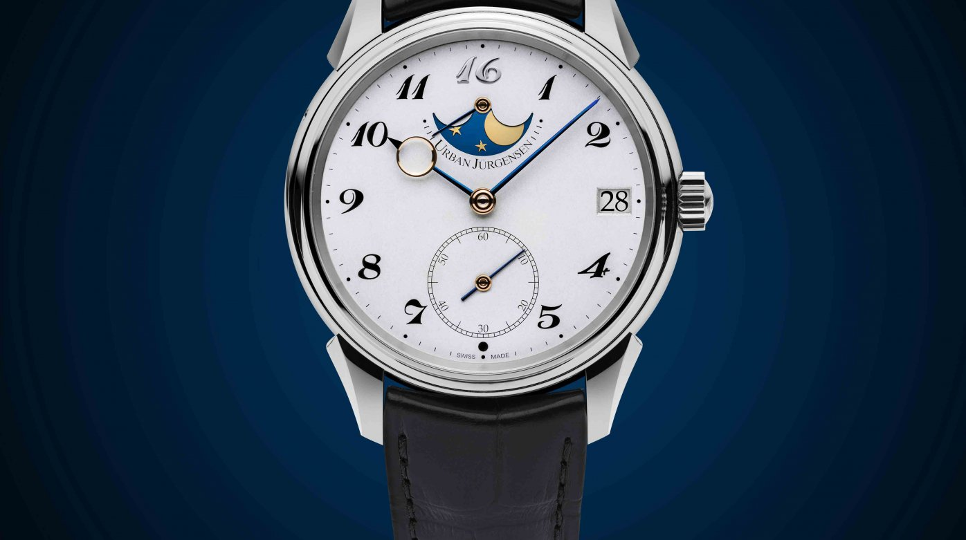 Urban Jürgensen - Reference 2340 unique piece for WorldTempus