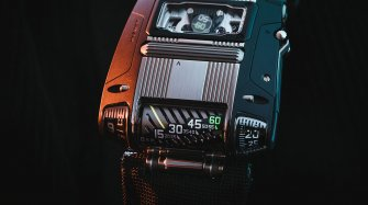 Quintessentially Urwerk Trends and style