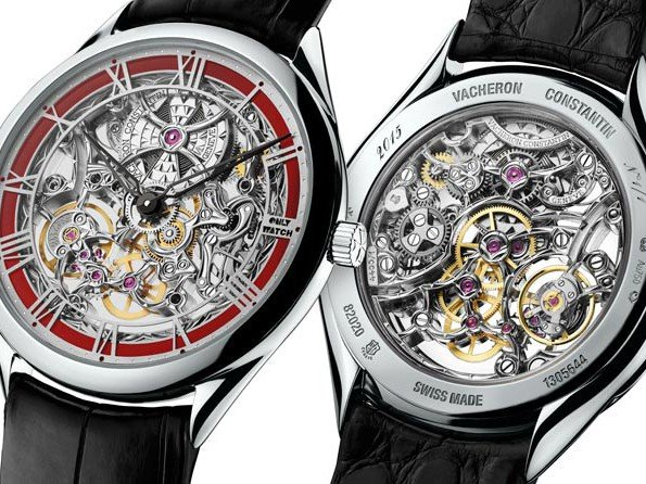 Vacheron Constantin - Only Watch 2015