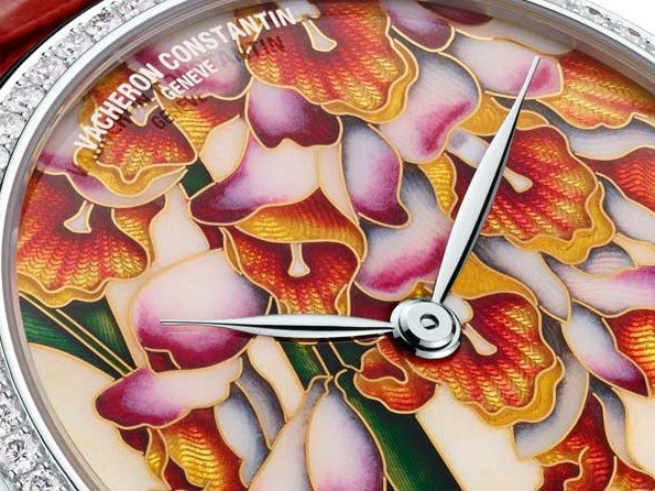 Vacheron Constantin - Métiers d'Art Florilège, Renealmia watch