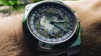 A day with the new Vacheron Constantin Overseas World Time Innovation and technology