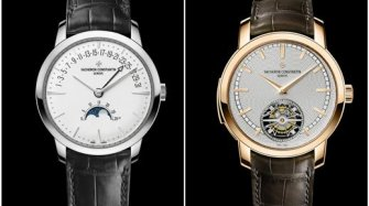 What Vacheron Constantin's pre-SIHH 2017 models reveal about the brand's future  Trends and style