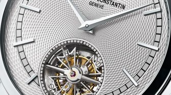 Traditionnelle répétition minutes tourbillon Style & Tendance