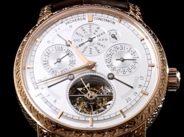 Vacheron Constantin - Video. New products Watches & Wonders 2014