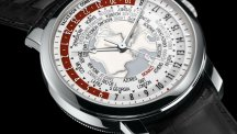 Patrimony Traditionnelle Heures du Monde for Only Watch 2013