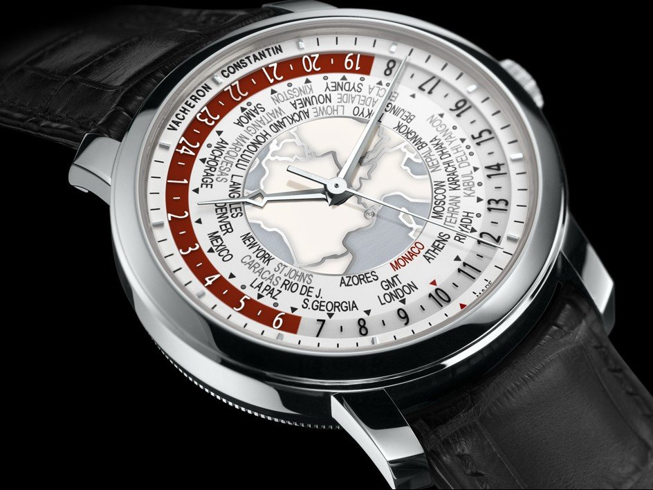 Vacheron Constantin - Patrimony Traditionnelle Heures du Monde pour Only Watch 2013